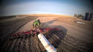 Farming in Iowa, Hackwell Brothers