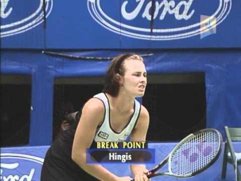 Hingis v Mauresmo: 1999 Australian Open Women's Final Highlights