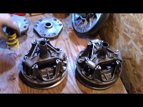 Why SNOWMOBILE CLUTCHES FAIL