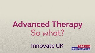 So what is the economic impact of Advanced Therapy?