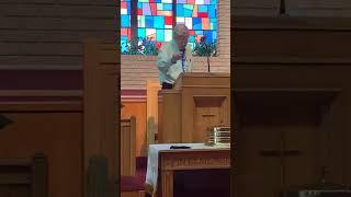 Sunday Morning Sermon 6/14/20 - Alleghany Church of Christ - Porter Riner