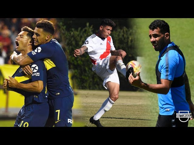 Ganó BOCA + ¿Juega TEVEZ vs TOLIMA? + Golazo de CARRASCAL + River buscaría a LISANDRO MARTÍNEZ