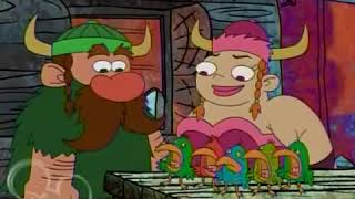 Dave the Barbarian episode 10 Band/Web