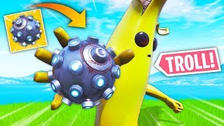 1000 IQ IMPULSE GRENADE TROLL! | Fortnite Best Moments #134 (Fortnite Funny Fails & WTF Moments)