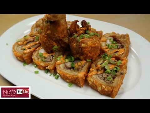 Cardiac Arrest Roll - How To Make Sushi Series
