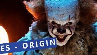 Скачать Stephen Kings Es Wer Ist Der Clown Pennywise Die Origin Zum Monster Es