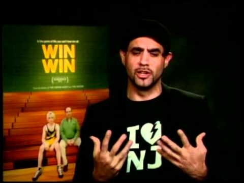 """Bobby Cannavale Interview for """"Win Win"""""""