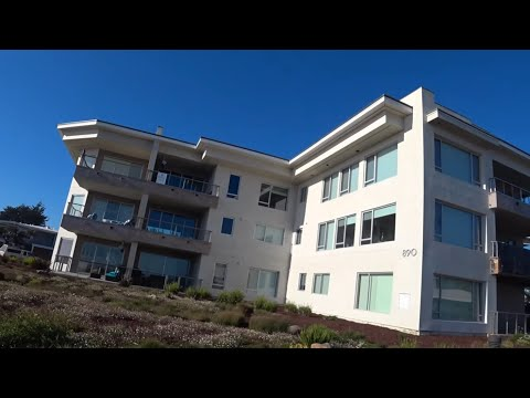 Две квартиры в Санта Круз в доме у самого океана - обзор