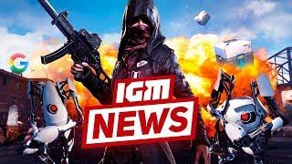 IGM News: Релиз PUBG и новый Portal