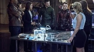 "Arrow After Show Season 3 Episode 8 ""The Brave And The Bold"" 