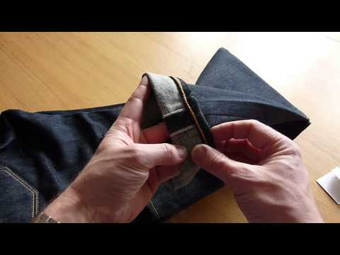 798829c181f LEVI'S 511 SLIM FIT ETERNAL DAY (Raw Selvedge Denim) - REVIEW - YouTube