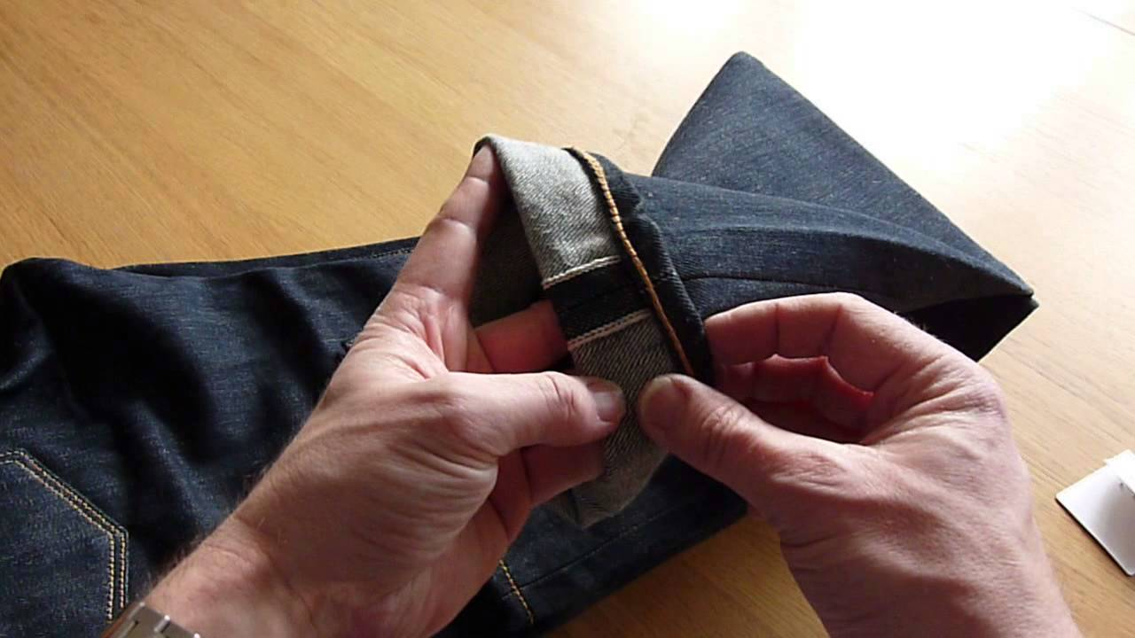 c9334ed80f3 LEVI'S 511 SLIM FIT ETERNAL DAY (Raw Selvedge Denim) - REVIEW - YouTube