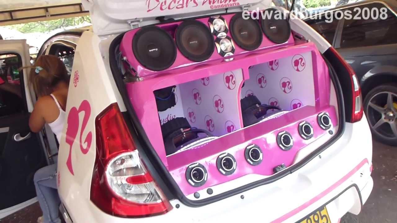 Renault Sandero Tuning Colombia Sonido Sobre Ruedas 2013