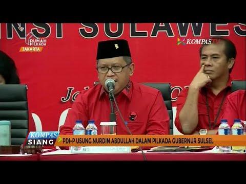 Umukan Nurdin Abdullah, Megawati Sebut Titel Lengkap