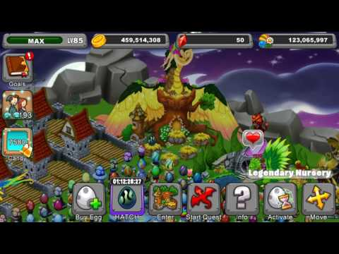 How to breed a Nightmare dragon in DragonVale