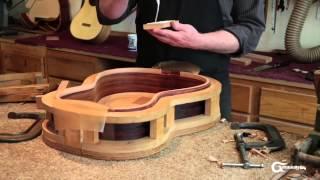 Quá trình làm nên cây guitar Classic