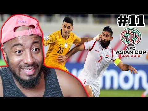 Australia 3-2 Syria   Iran vs Iraq Predictions   2019 Asian Cup Day #11