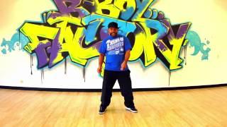How to do the Alf - Hip-hop social Dance- Bboy Factory TV