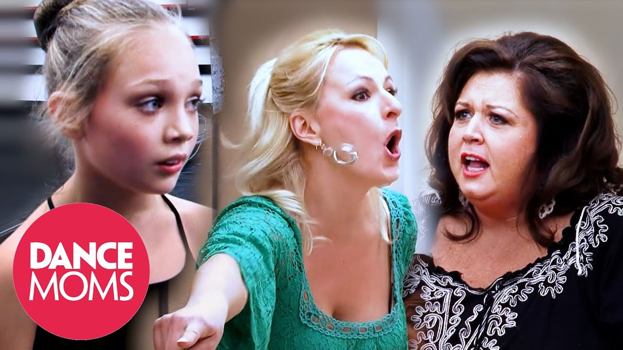 """""""YOU'RE A SNEAK AND A SNAKE"""" Abby Praises Maddie After Missing Rehearsal (S2 Flashback) 