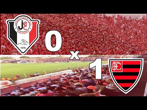 Joinville 0 x 1 Oeste (Arquibancada) - 30/07/16