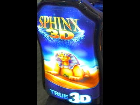 3d sphinx slot machine play free
