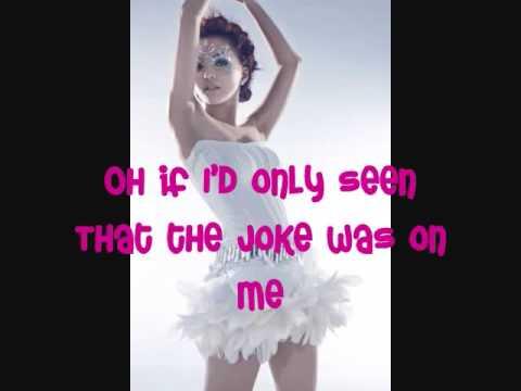 Angela Zhang- I Started a Joke w  Lyrics4.wmv