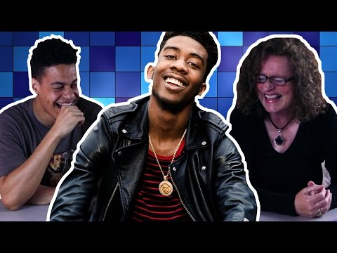 MOM REACTS TO DESIIGNER