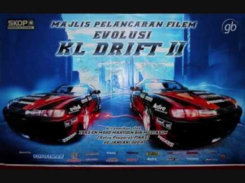 Evolusi KL drift 2 OST