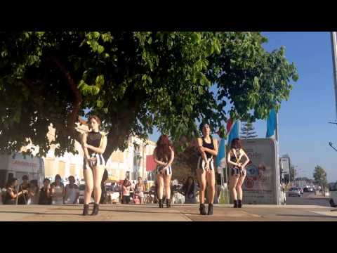 T-ara N4_'Jeon Won Diary' & Girl's Day_'Expect Me' Dance Cover ★ AoG [LIVE]