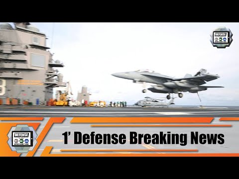 US Navy aircraft carrier USS Gerald R. Ford to begin Aircraft Compatibility Testing