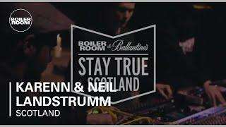 Karenn & Neil Landstrumm – Boiler Room & Ballantine
