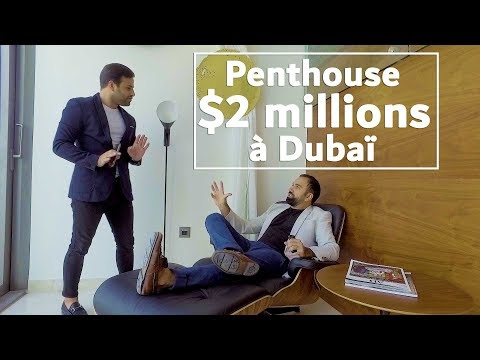 Penthouse de Stars à Dubaï