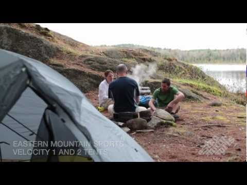 Velocity 1 and 2 tents - Eastern Mountain Sports