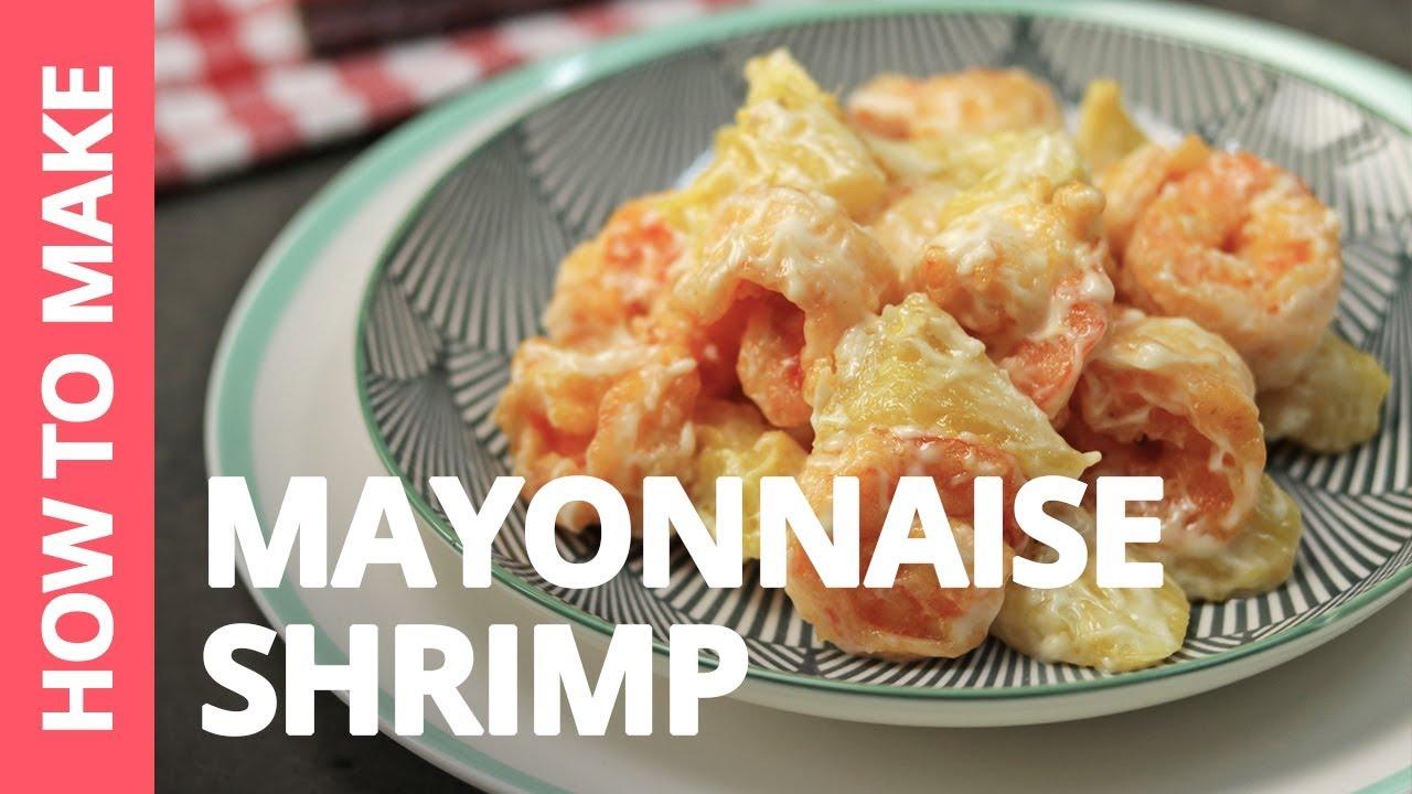 Asian mayonnaise shrimp, sexy ass teen free pic