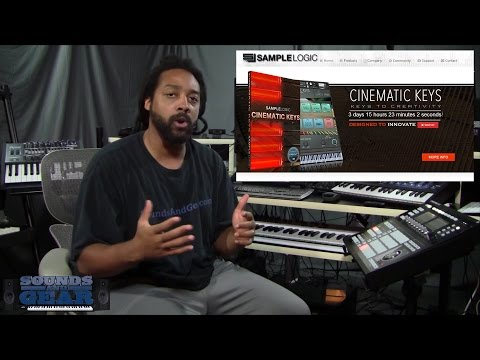 Sample Logic Cinematic Keys review - SoundsAndGear.com