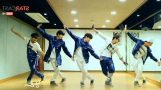 B1A4 - OK Mirrored Dance Practice