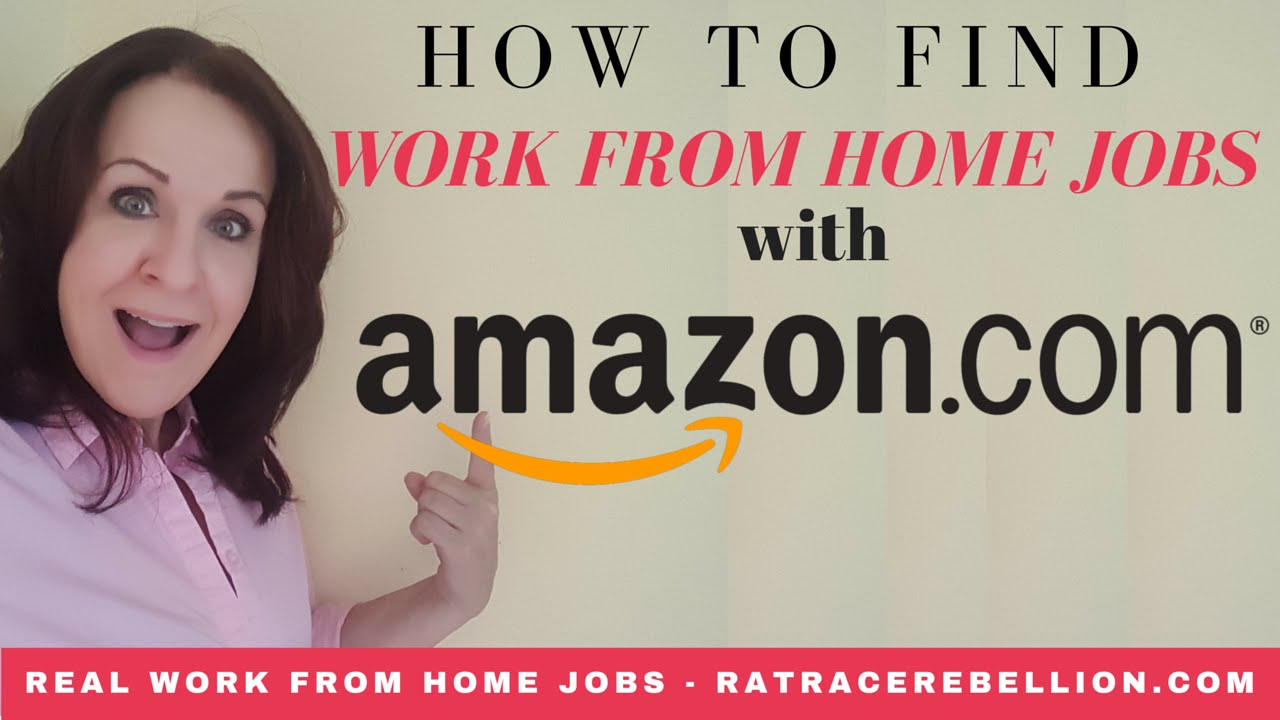 Amazon.yd How To Find A Work From Home Job With Amazon