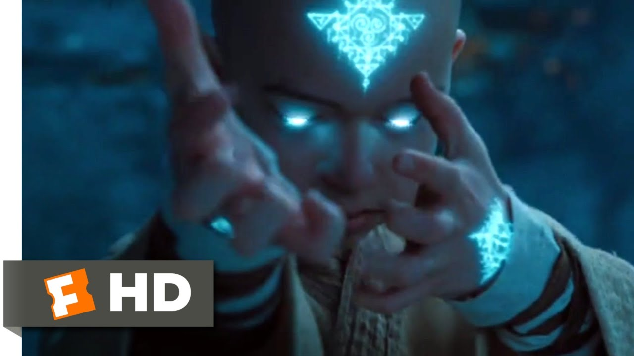 The Last Airbender 2010 The Avatar State Scene 10 10