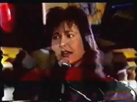 ROSANA FIENGO Milk Shake Primeiro Programa 1988 parte 4 TV Manchete YouTube122