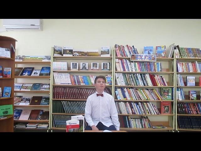 Изображение предпросмотра прочтения – АндрейИсаков читает произведение «Стихотворение в прозе Роза» И.С.Тургенева