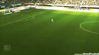 Moritz Stoppelkamp 83 Meter Goal | Sc Paderborn vs Hannover 96 [2 0] 2-0