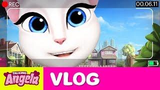 Talking Angela - Weekly Vlog #2 (Weekend Fun)
