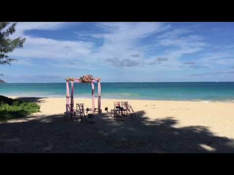Hawaiiloa Weddings promo