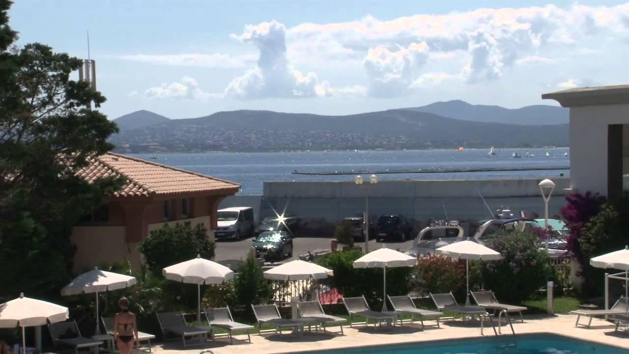 h tel saint rapha l best western hotel la marina youtube. Black Bedroom Furniture Sets. Home Design Ideas