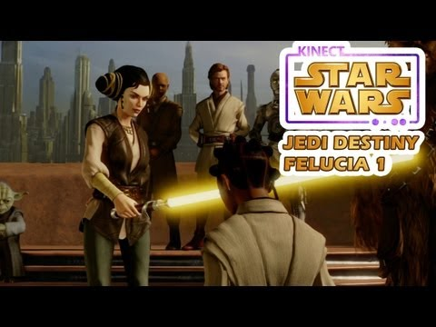 TFS Plays: Star Wars Kinect - 1 -