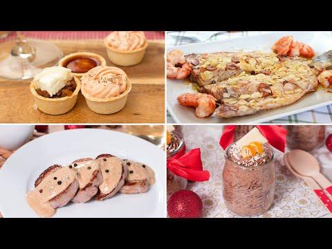 Menú Navideño #2 | Recetas de Navidad | Ideas Fáciles y Rápidas