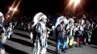 concurso de danzas # 1 INDIOS SIUX