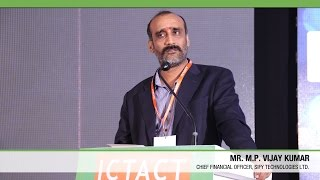 Mr M P Vijay Kumar, Chief Financial Officer, Sify Technologies Ltd