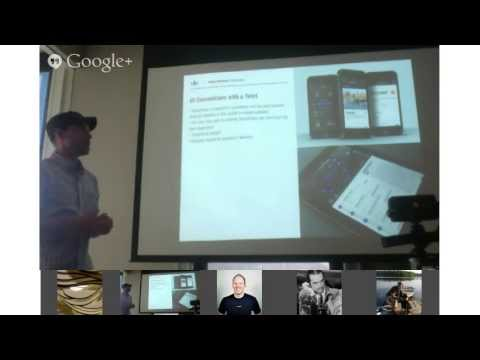 IxDA Speaker Event: Ben Cline with Rally Interactive - Mobile Strategy, App Design & Development