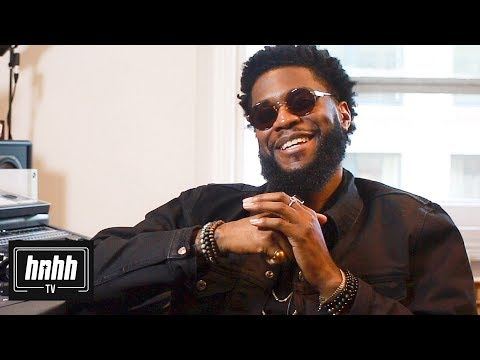 Big K.R.I.T. on 4eva Is A Mighty Long Time, Sampling & More (HNHH Interview 2017)